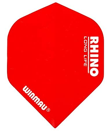 Shafts Red Dragon Evos Wallet Checkout Card Tungsten Steel Darts with Winmau Rhino Flights