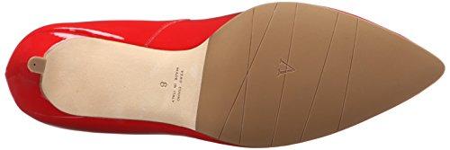 Aquatalia Mujeres Harlee Patent Dress Pump Red