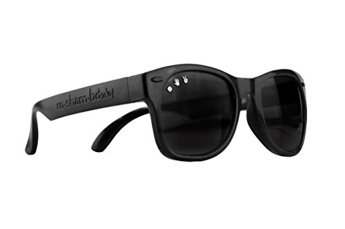 Roshambo Junior Shades, Bueller (Black) (Junior 90 Chewable)