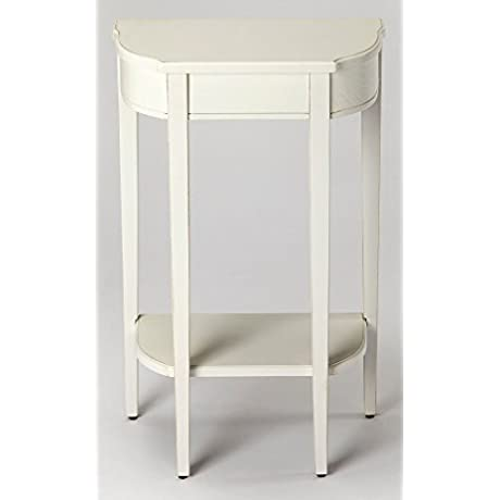Wendell Console Table In Distressing White