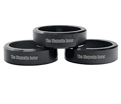 Bisquette Savers for Bradley Smoker Wood Spacer Pucks BBQ (Pack of 3)