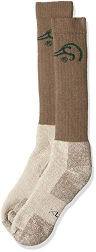 Ducks Unlimited Heavy Tall Merino Wool Boot Socks, 1 Pair