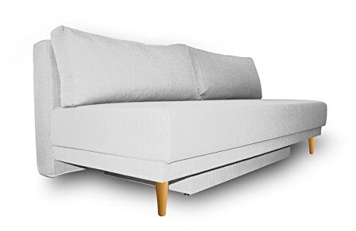 Manhattan Sofa Bed | White