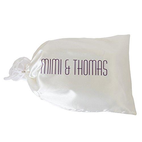 Mimi & Thomas - Cartera de mano para mujer Dorado dorado One size
