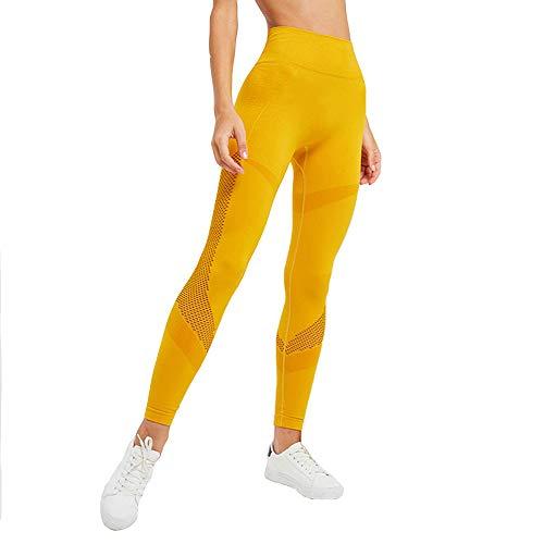 Women Fashion Seamless Stretch Yoga Pants Dots