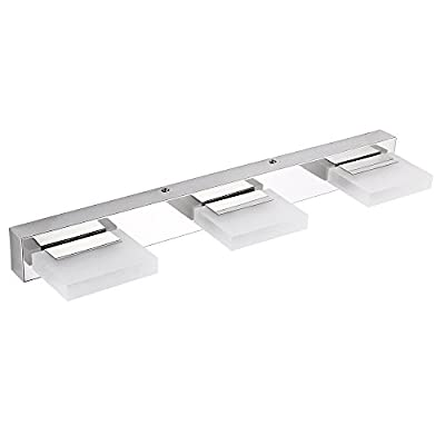 Asvert 9W LED Wall Sconces Light Mirror Front Light, Bathroom Wall Lamp Fixture Vanity Lighting