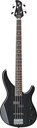 Yamaha 4-String Bass Guitar, Right Handed, Translucent Black, 4-String (TRBX174EW TBL)