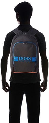 Negro 100 ZT Back Polyamide Boss Pack Pixel Hombres Hugo Bolsas ZAwzqUHnWx