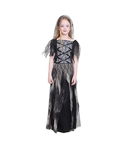 Partylandia Disfraz de Novia Espíritu de niña: Amazon.es: Ropa y ...