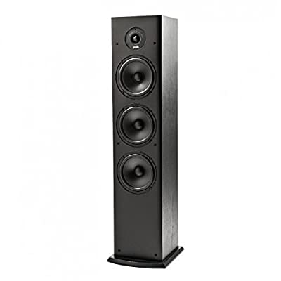 Polk Audio T50 Tower Speaker (Black)