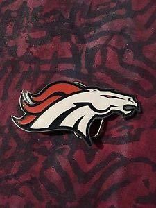 Denver Broncos Belt Buckle NFL Buckles New by Luxmart