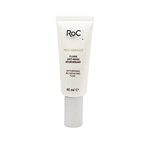 Roc Pro Correct Anti Wrinkle Rejuvenating Fluid 40ml