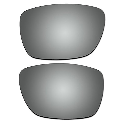Replacement Titanium Polarized Lenses for Oakley Tinfoil Carbon Sunglasses