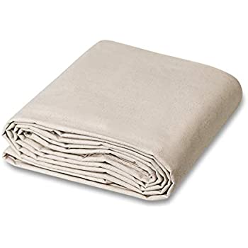 9 x 12 All Purpose Canvas Cotton Drop Cloth