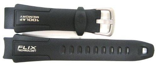 Timex q7b807 - Correa de repuesto para reloj, de resina, para hombre, Triathlon Ironman, 100 Lap, 18 mm: Amazon.es: Relojes