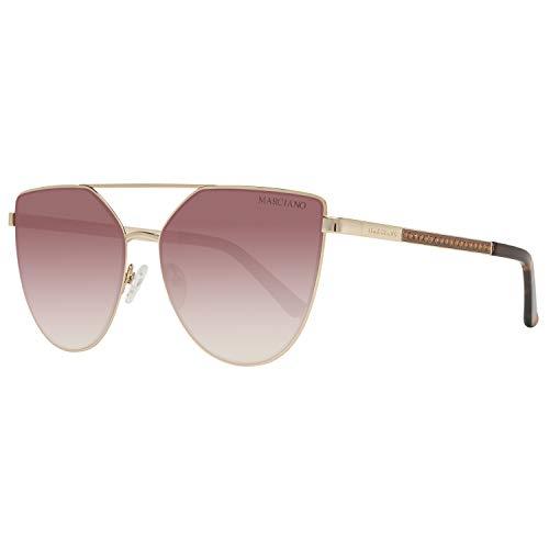 Mujer Sol De Gm0778 Para 32f Dorado gold 59 Gafas Guess Marciano 59 Sonnenbrille 0 By nqSwtxH8v