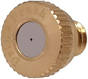 Drip&Fresh Pack de 3 Toberas de latón de 0,3 mm para Sistemas de nebulización, C5112
