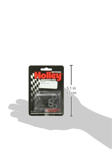 Pack of 10 HOL 1008-777 Holley 1008-777 Bottom Needle and Seat Gasket
