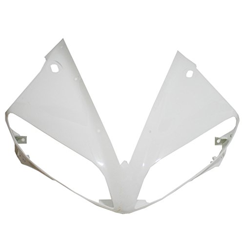 XMT-MOTO Upper Front Cowl Fairing Nose Head fits for YAMAHA YZF R1 2004 2005 2006