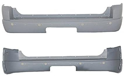 Rear Bumper Cover For 2002-2006 Ford Explorer Primed