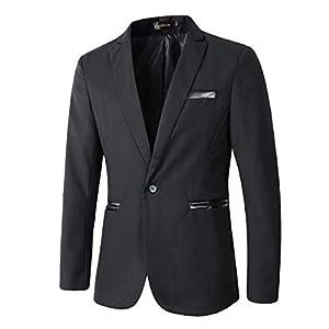 Louis Raphael Mens Classic Fit 2 Button Center Vent Pleated Modern Stripe Suit