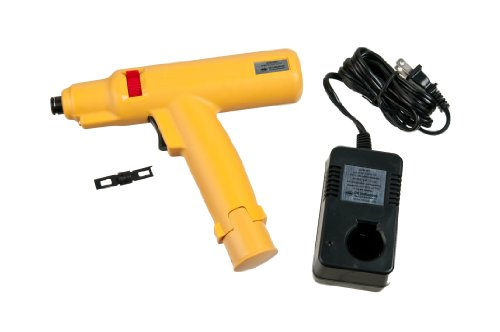 Blade Charger - Jonard EPB-1066 Battery Powered Punchdown Tool with 66 Blade, 115V Charger