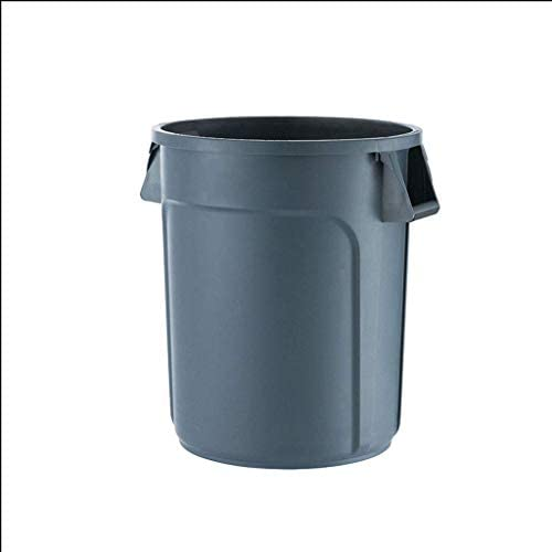 ゴミ袋 ゴミ箱用アクセサリ プラスチックゴミ箱の収納バケツキッチン下水処理タンク20ガロン/ 75リットル キッチンゴミ箱 (Capacity : 121L, Color : Yellow)
