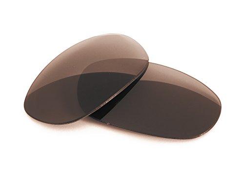 FUSE Lenses for Smith Optics Toaster Brown Polarized Lenses