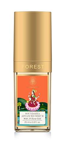 Forest Essentials Soundarya Advanced Serum with 24K Gold - 25ml