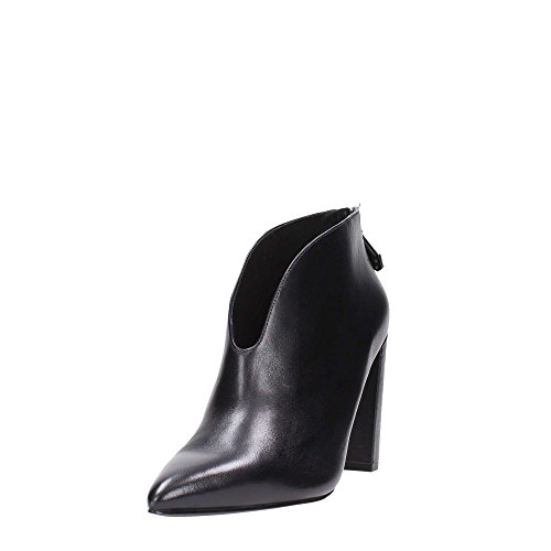 What For FW16WF081 Ankle Boots Femme Noir usQjIP