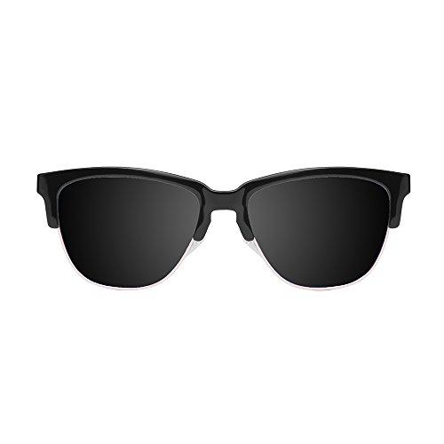 SUNPERS Sunglasses SU40004.12 Lunette de Soleil Mixte Adulte, Noir
