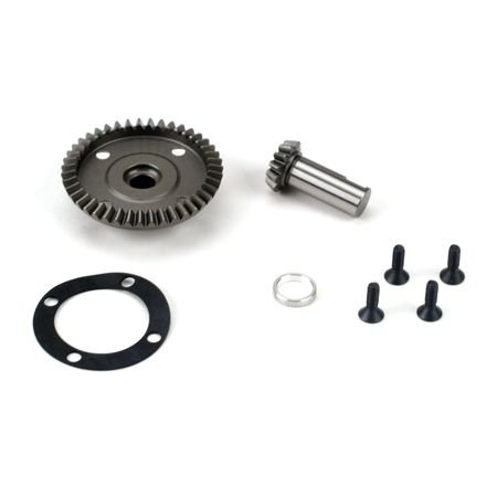 Losi Front/Rear Diff Ring&Pinion:LST/2,XXL/2,LST3XL-E, -
