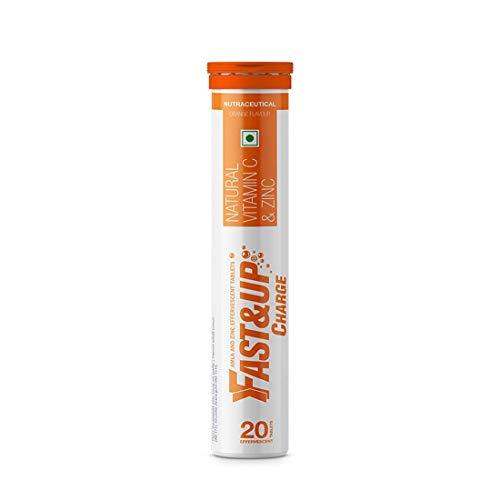 Fast&Up Charge – Vitamin C antioxidant 1000 mg – Natural Amla for Immunity