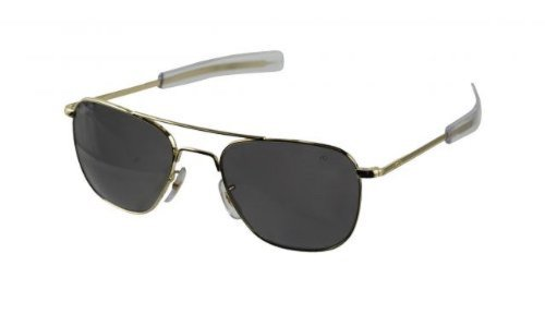 Optical Optical Pol 30004 Grey Gold CCP Original 52 Sunglasses American by American Bayonet Pilot T4RBwZqqO