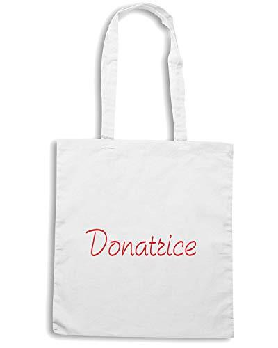 Bianca DONATRICE Shirt Shopper Borsa TDM00061 Speed RzPq6ww