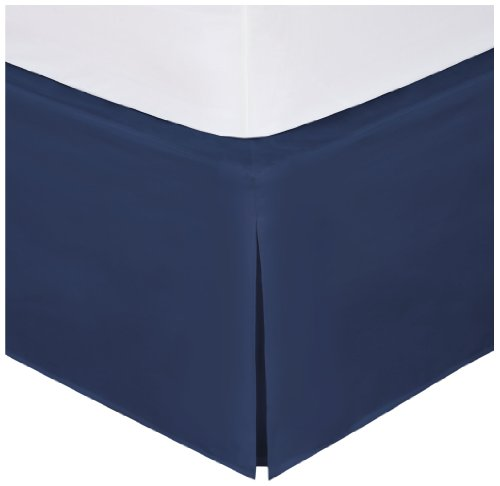 (Magic Skirt Tailored Bedskirt, Never Lift Your Mattress, Classic 14