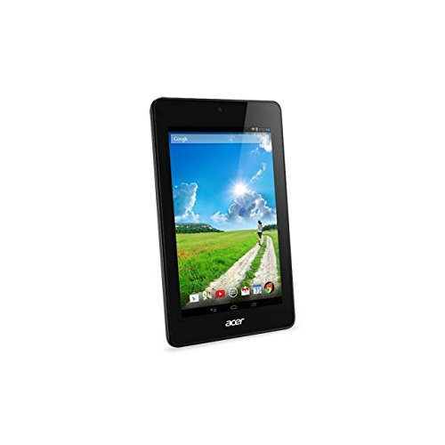 Acer Gb Laptop 1 Ram (Acer Iconia One 7 B1-730-18YX 7-Inch 8 GB Tablet, NT.L4KAA.001 (Black))