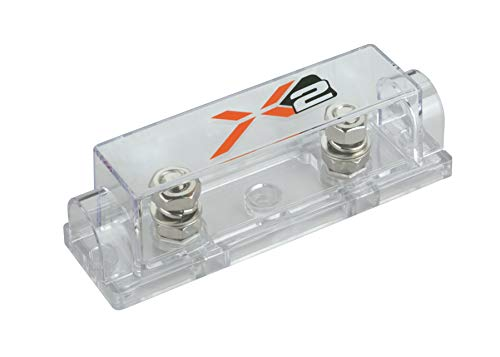 SCOSCHE X2WFH Single ANL Fuse holder ()