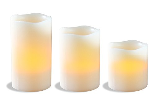 Nature's Mark 10068 Scented Candle (3 Pack)