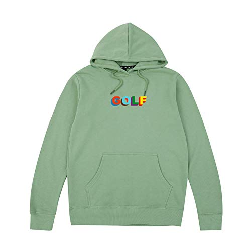 XIYU Golf Wang Tyler The Creator Hip-Hop Taylor Creator Men and Women Hooded Pullover Sweater