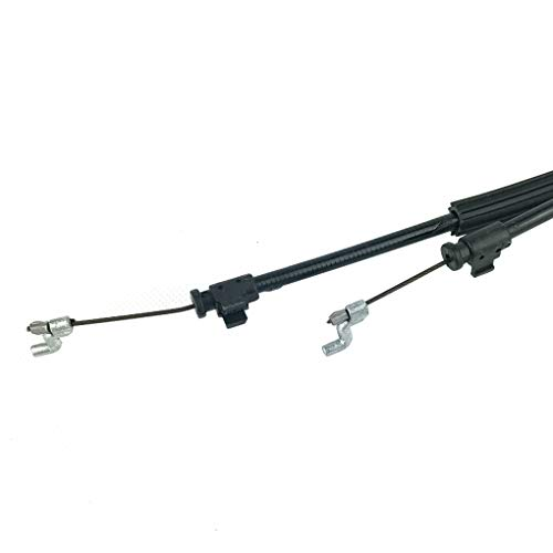 Topker 1441166 Right Hand Front Seat Tilt Adjuster Cables Replacement for Fiesta MK6 2001-2008 by Topker (Image #1)