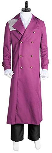Purple Rain Prince Rogers Nelson Cosplay Costume Full