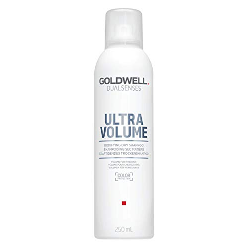 Goldwell DualSenses Ultra Volume Bodifying Dry Shampoo Gentle Cleanse Strengthening Refresh - 162g/5.7 oz (Best Dry Shampoo For Volume)