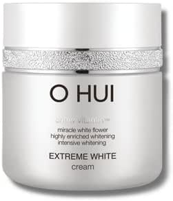 THE HISTORY OF WHOO OHUI Extreme White Cream, 50ml, 1.69 Fl Oz