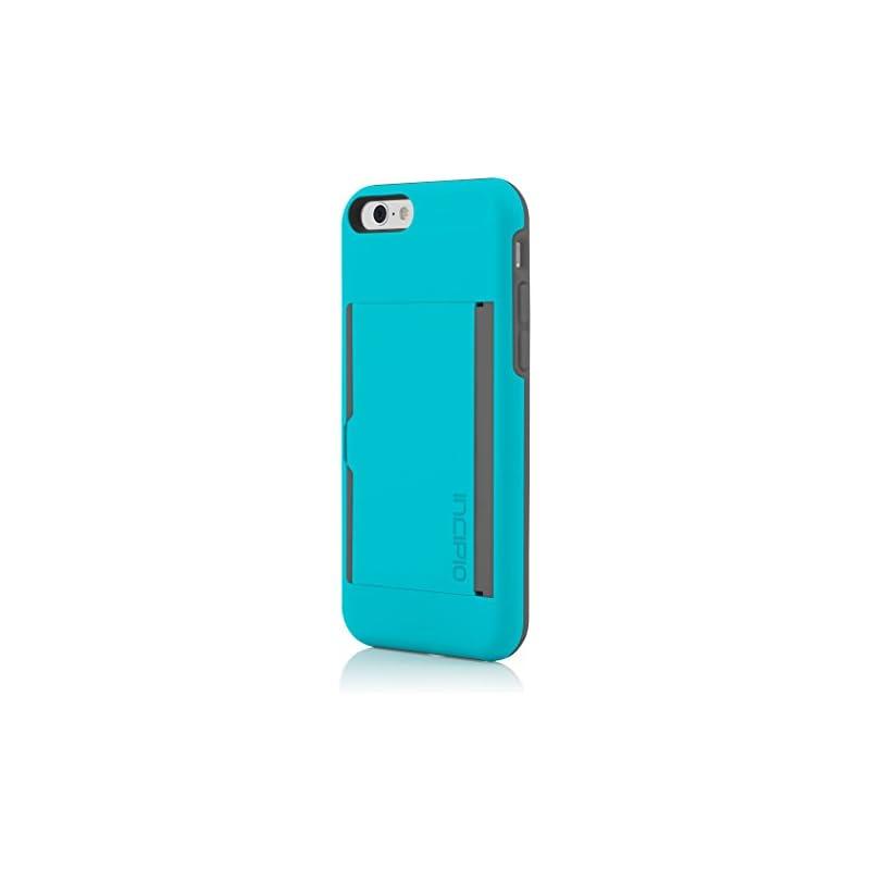 iPhone 6S Case, Incipio STOWAWAY [Kickst
