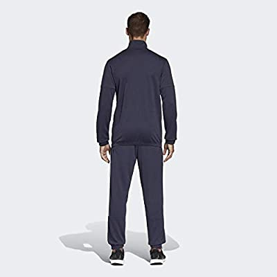 adidas C Team Sports Chándal, Hombre, Azul (Legend Ink/White/White ...