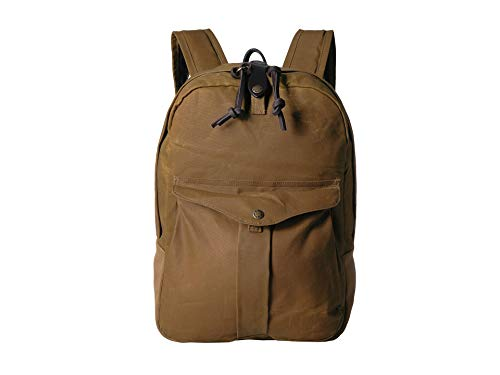 Filson Unisex Journeyman Backpack Tan 1 One Size