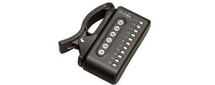 Cherub clip on metronome/tuner black.