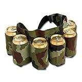 Best Novelty Gifts - Beer or Soda Holder Belt - 6 Pack Review