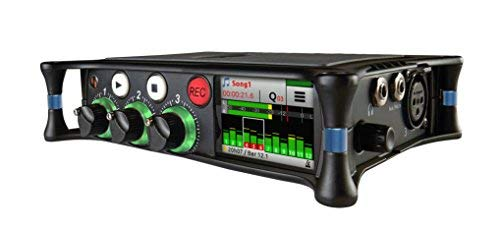 (Sound Devices MixPre-3M for Musicians - Portable Multitrack Music Recorder and USB Interface)